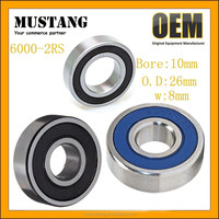 2015 High Quality Motorcycle Wheel Bearing Sizes, Ball Bearings for Motorcycle Rear Wheels
