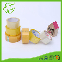 High Quality Acrylic Strong Adhesive Bopp Packing Transparent Tape