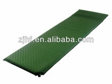 self-inflating camping mattress