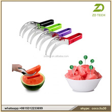 New Product Of Stainless Steel Watermelon Cutter Melon Slicer Watermelon Slicer ZDS1964