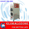 Electric power ozone water disinfection machine for koi pond