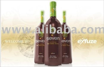 Exfuze Seven Plus The Healthiest Drink On Earth