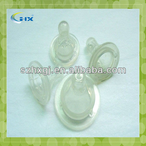 Natural baby bottle big nipples/silicon nipples