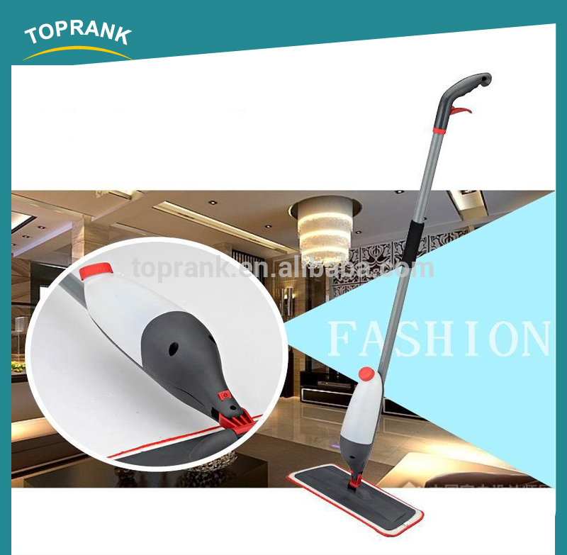 Portable 180 Degree Easy Cleaning Floor Mop Super Magic Microfiber Spray Mop