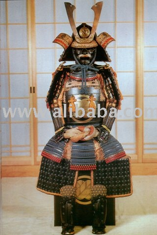 Japanese Samurai Body Armour (11-2)