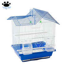 Honey Pet Good quality plastic travel bird cage for budgies