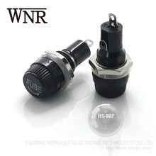 Good quality WNRE BS-002 5x20 Fuse Holder Cylindrical