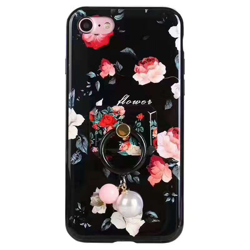 2017 new style beautiful ladies style printed picture TPU mobile phone shell phone case back cover for oppo a37