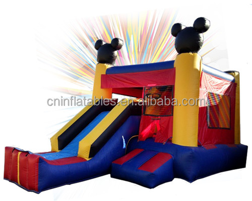 Mickey Mini Bounce & Slide Combo