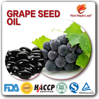 100% Natural Anti-aging Grape Seed Extract 1000mg Softgels