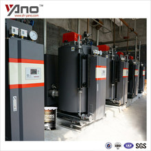 Super High Thermal Efficiency 101.7% 250KG/H Gas (LP Gas/Natural Gas)Fuel Tubular Natural Circulation Steam Boiler
