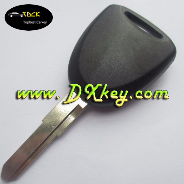 key case 2 button remote key shell holder without logo for toyota left blade