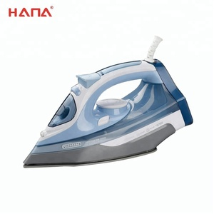 Hot selling 2400W temperature adjustable auto-shut off electric steam iron