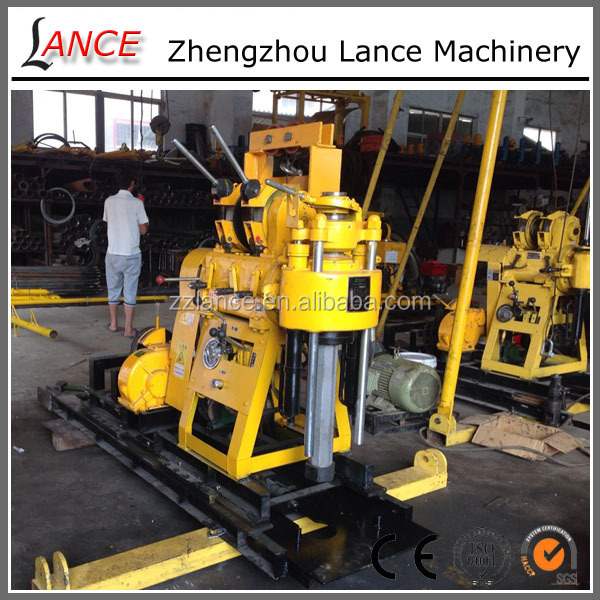 small water well bore hole drilling machine price
