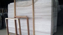 NATURAL STONE/ WOODEN VEIN MARBLE/ TOP POLISHED NATURAL BROWN MARBLE