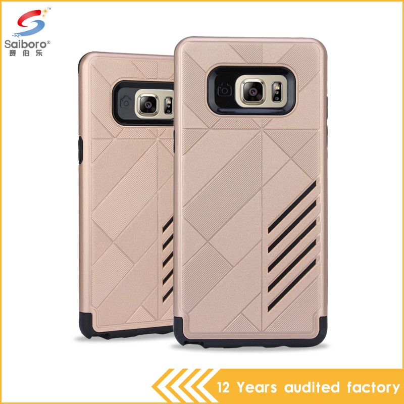 Latest high quality cheap 2 in 1 armor case for samsung cover note 7