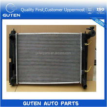 High Performance Aluminum Auto Radiator for LHILUX TIGER 2WD D4D/2KD