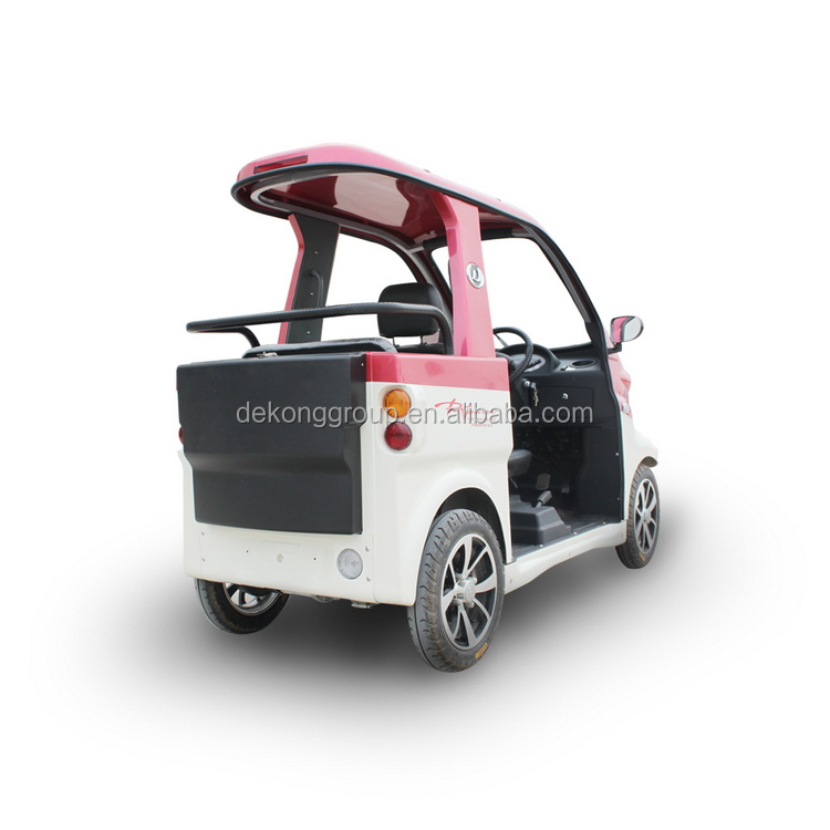 China manufacture Trade Assurance small 500kg electric truck electric car