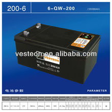 New High Quality Truck Battery vesteon N180