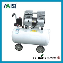 Oil free Silent portable air compressor