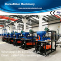high efficiency plasstic eva foam sheet pulverizer recycling machine/grinding machine