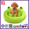 Custom made 48*48cm super soft plush pet dog kennel wholesale cute pet house for dog