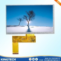 7 inch used car lcd monitor