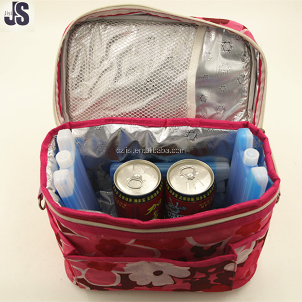 JISI Factory Gel Ice Pack Bottle Cooler Beer used in cooler bags