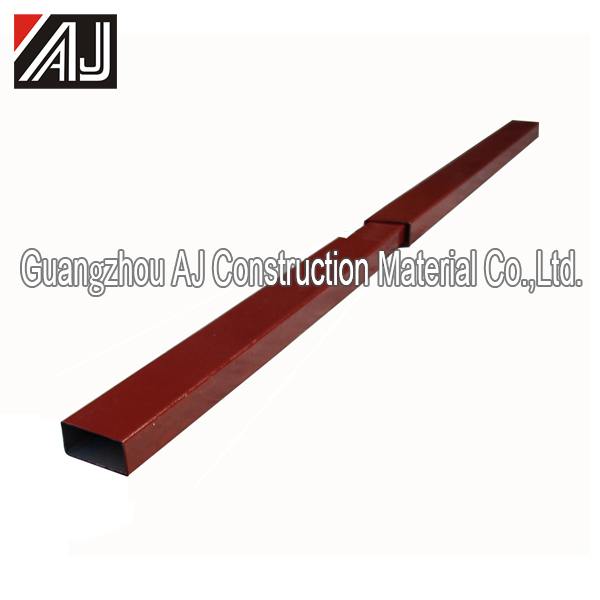 High Load Capacity Scaffolding Steel Decking Beam/Steel Joist/Floor Span for Concrete Supporting