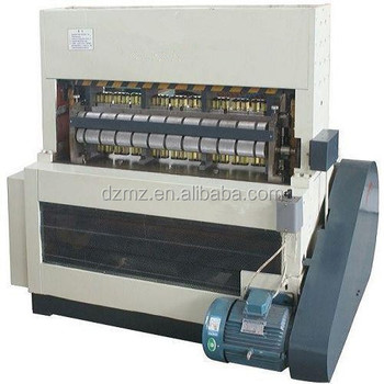 tin plate peforating machine