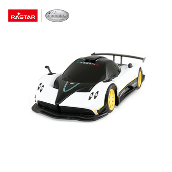 Rastar RC car 1:24 Pagani Zonda R car model with high quality
