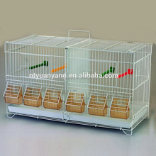 wire mesh breeding cage for birds