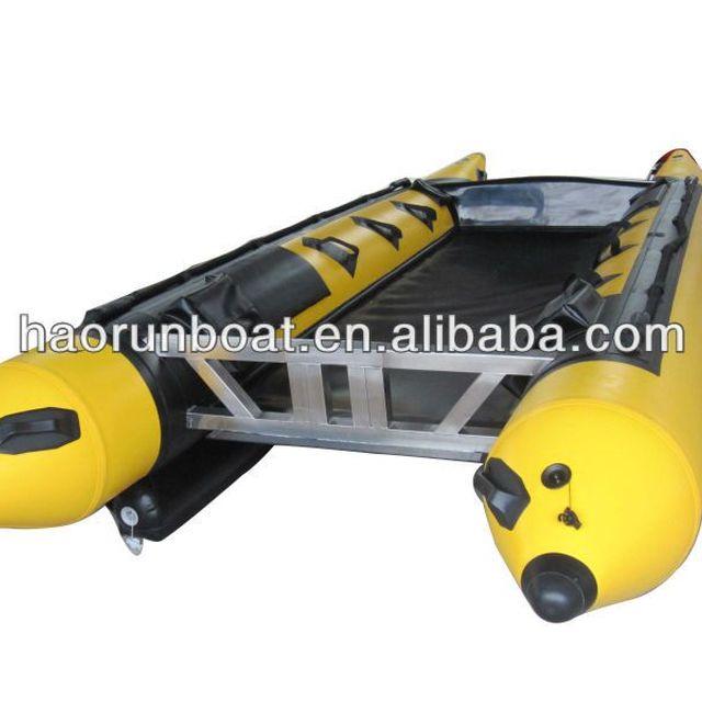 4.8meters 16ft inflatable sailing catamaran