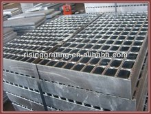 galvanized banded gratings