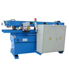 BST- 55 Single Wall PP PE PVC PA EVA Electric Wiring Pipe Making Machine