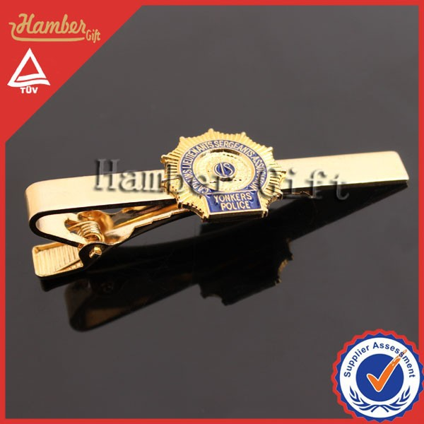 High quality EU/US standard security tie clips