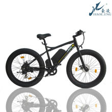 Fat bike,economical electric mountain bike mid motor fat tire full suspension