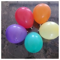 latex round balloon party balloon