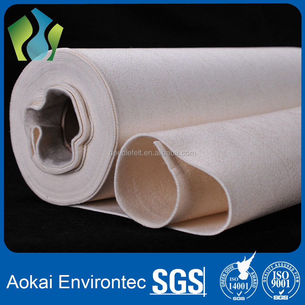 China wholesaler High efficiency Nomex dust filter cloth