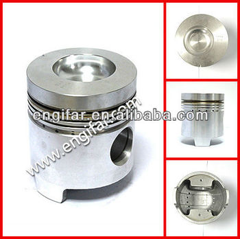 D9NN6108JA piston set Ford BSD 444T engine