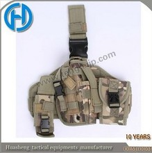 Multicam cell phone pouch tactical leg tactical holster for pistal