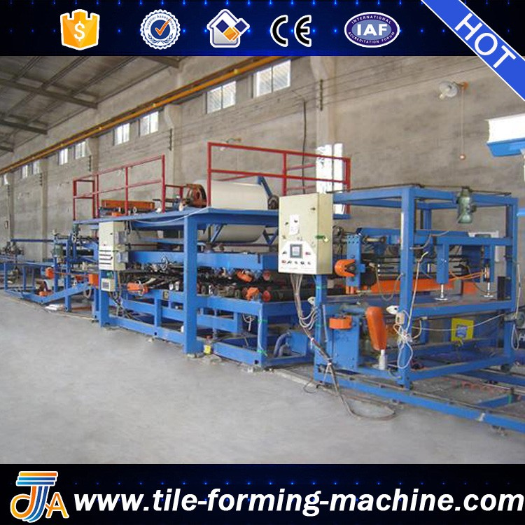 EPS composite panel roll forming lines machine by bello lin