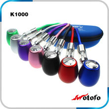 2014 new design original kamry best quality e-pipe k1000