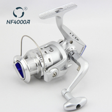 Spinning Fishing Method Spinning Fishing Reel NF4000A