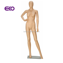 Wholesale Plastic Fashion Mannequins Dummy Models