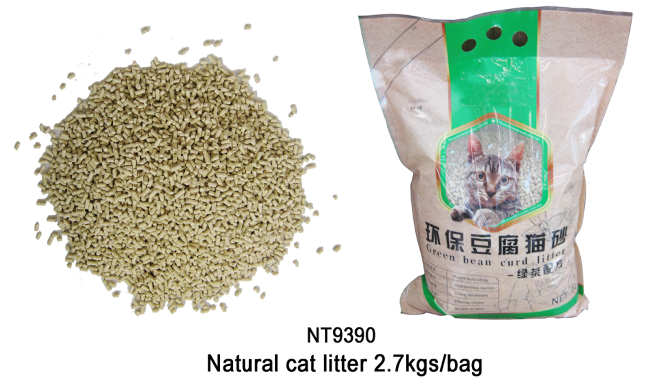 Natures best eco friendly cat litter