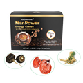 Power Man Supplements Coffee for Men Instant Tongkat ali Ginseng