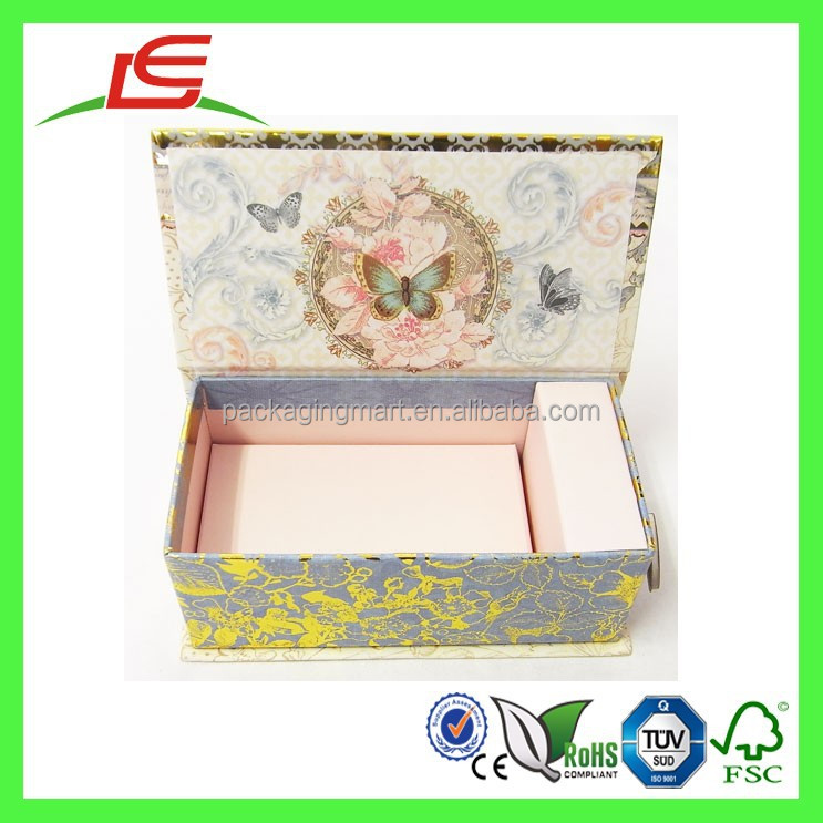 Q1072 Guangdong Wholesale Mini Paper Music Box With Gift Box