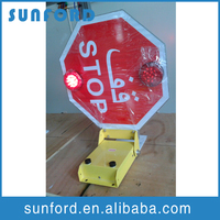 electric stop board on school bus for safety with shipping