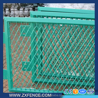 Factory price stainless steel expanded mesh / aluminum expanded metal mesh